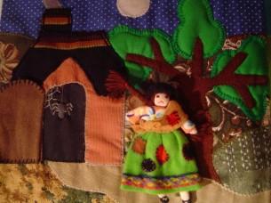 Sob coordenação de Rosana Reátegui, projeto de criação e confecção de livros artesanais, a partir de contos populares peruanos, que reúne artesãs, tecelãs e bordadeiras da cidade de Lima (Peru).